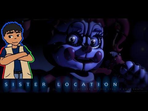 FNAF sister location Plot Theory