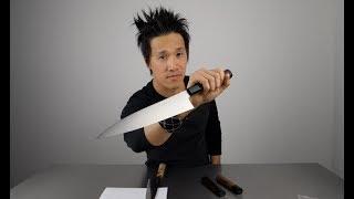 The Burrfection Knife by Sakai Takayuki