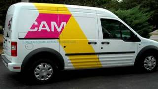 CAM Art Bus
