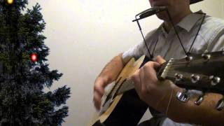 Deck The Halls - Guitar & Harmonica