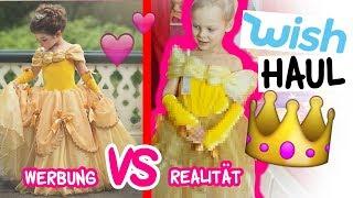 Ein Prinzessinnenkleid für nur 5€ ??? MILEY TESTET !!  | Anne Wünsche