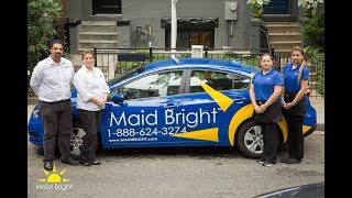 Maid Bright House Cleaning Services