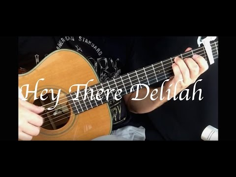Plain White T's - Hey There Delilah - Fingerstyle Guitar