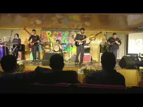 JUST IN CASE COVERED BY THE SHRI RAM SCHOOL MOULSARI BAND