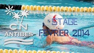 CN Antibes - Avenirs / stage Février 2014