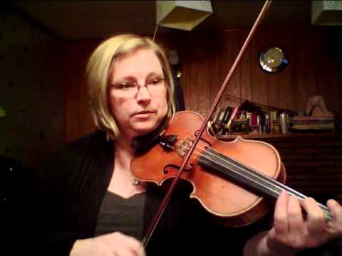 Gavotte from Mignon by Thomas, Suzuki violin book 2, Practice clip