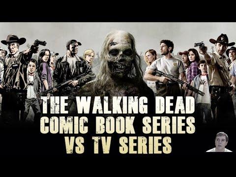 the walking dead tv serie