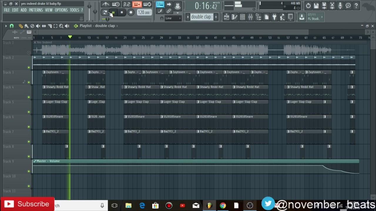 Zeze kodak black ft. Travis scott & offset flp remake fl studio.