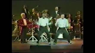 """Mambo King Eddie Torres & Mambo """"D"""" with Mambo King Tito Puente Orchestra"""