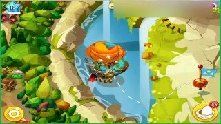 Angry Birds Epic: Gameplay (Zone Mounth Pool Wave) + Boss Fight