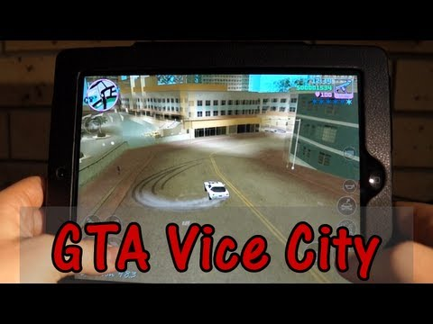 Grand Theft Auto Vice City Exclusive App Review