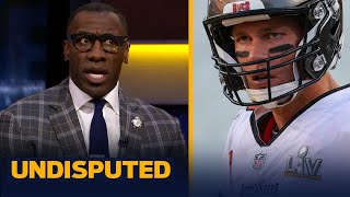 Shannon Sharpe responds to Tom Brady for including Shannon in doubters video | NFL | UNDISPUTED