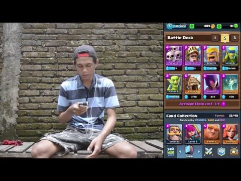 Clash Royale - Free Chest dan Atack - Indonesia - Part 2