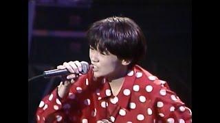 1989年 CLUB CITTA'川崎でのライブ。 1987年発売の1stアルバム「上機嫌...