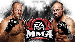MMA EA Sports [Удары в голову #3]