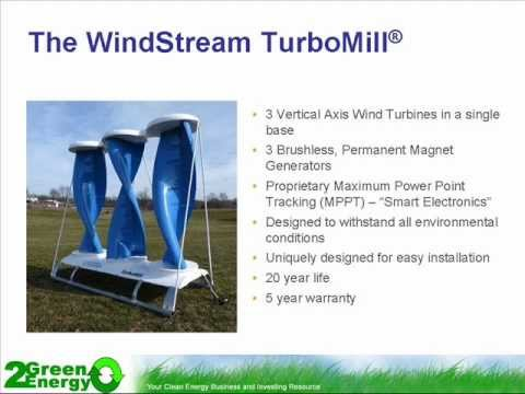 Windstream -- Affordable Micro-Wind At Last