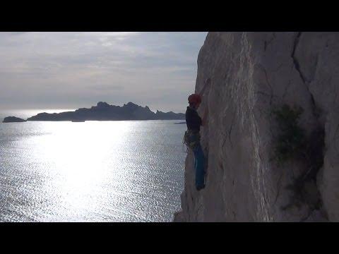 GoPro Climbing Calanques De Marseille