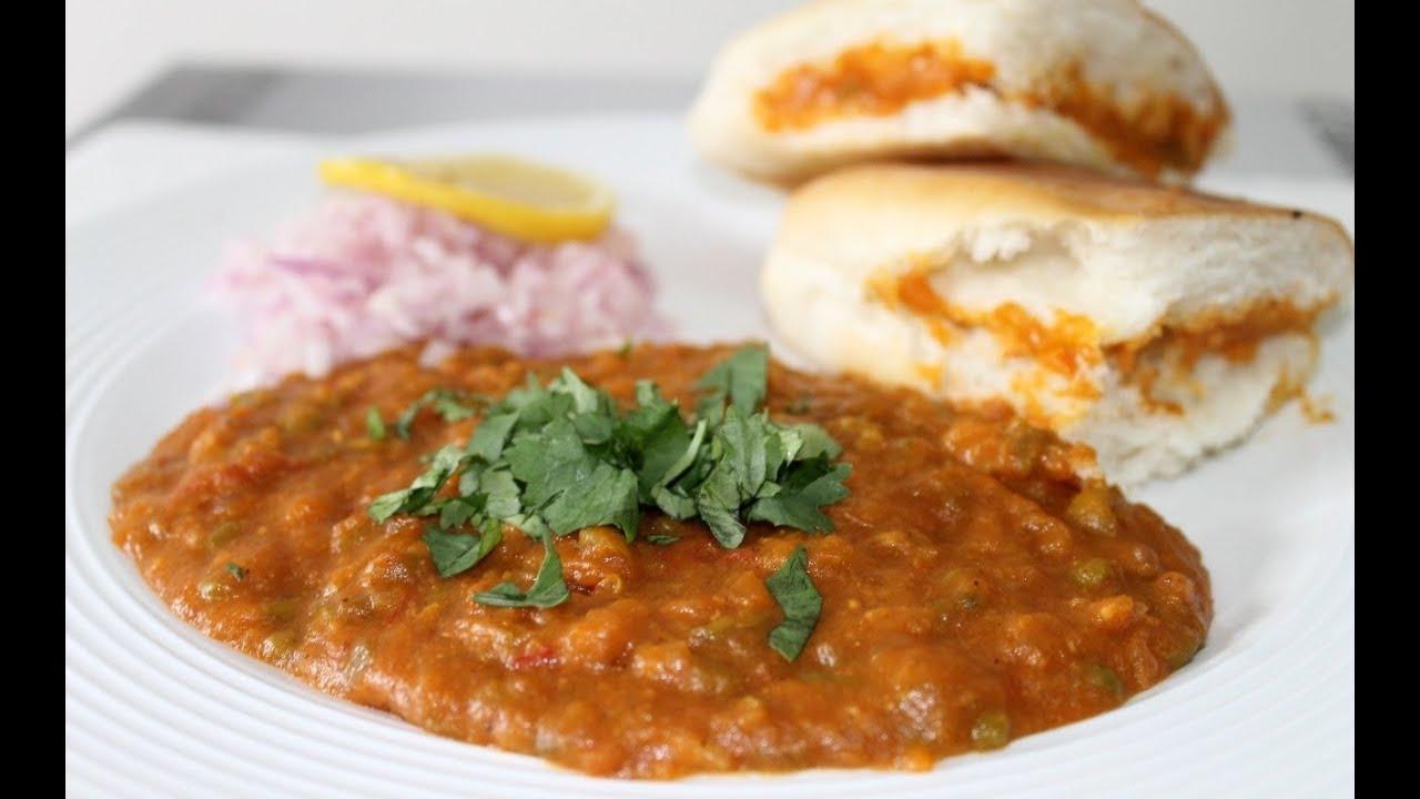 how to cook pav bhaji in hindi