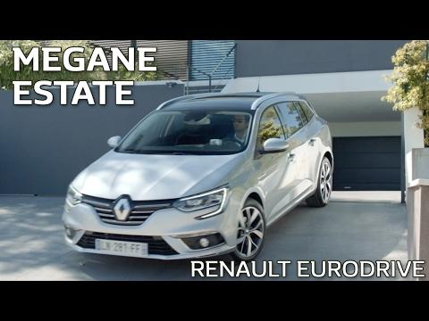 Megane Estate - Car Lease in Europe