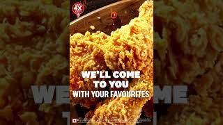 KFC Contactless Delivery
