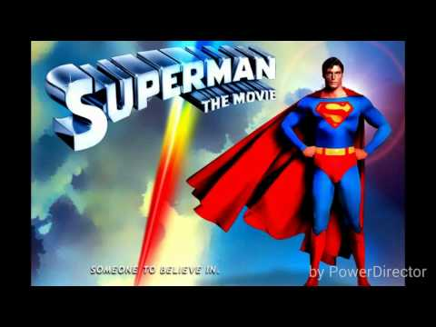 Superman OST - Super Dam & Finding Lois