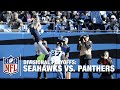 Russell Wilson Escapes, Twists & Flips TD Pass to Jermaine Kearse! | Seahawks vs. Panthers | NFL