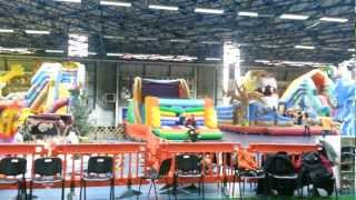 PARK INDOOR AVENTURES 360° AU DOUBLE MIXTE