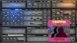 ElectraX 2   Trippie Sounds XP   WalkThru   Over 60 Presets