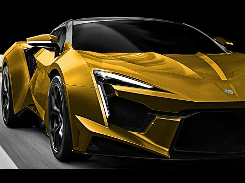 2017-2018 Fenyr/Lykan Supersport – Exhaust Note