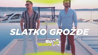 IN VIVO - SLATKO GROZDJE (OFFICIAL VIDEO)