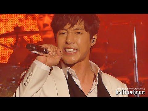170429 Kim Hyun Joong 김현중 - Unbreakable (rock ver.)@anemone fanmeeting