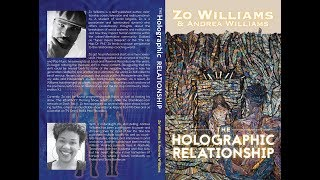Zo Williams Pop Up💯 Pre-Order The HoloGraphic Relationship NOW!!
