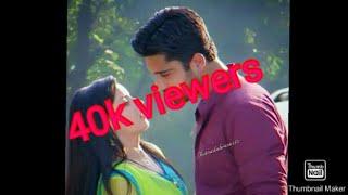 Asha ❤️ Ashok romantic scene