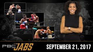 PBC Jabs: September 21, 2017