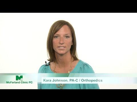 Kara Johnson - PA-C -515-239-4475 - Profile Of Orthopedic Physician Assistant Kara Johnson , PA-C