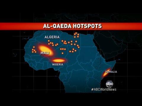 Growing Al Qaeda Threat In Africa