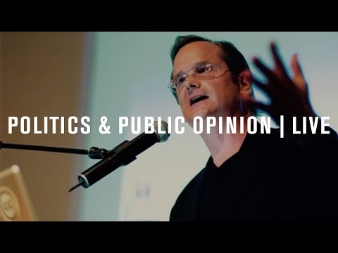 Campaign finance and the 2016 election: Remarks from Lawrence Lessig  | LIVE EVENT