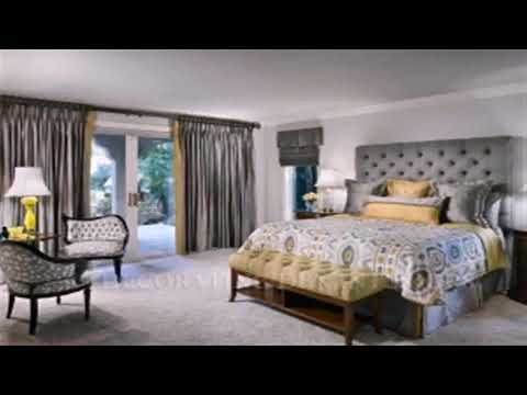 Bedroom Ideas With Gray And Purple