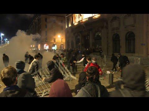 Marseille: violences en marge de la marche contre l\'insalubrité