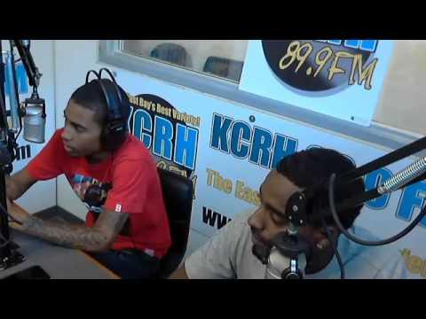 Jon Dough & Billy Gram Stops By KCRH 89.9 FM W/ Big Reid & DJ Tasi