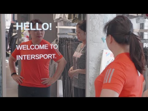 Inside Intersport's 'New Retail' Megastore in Beijing