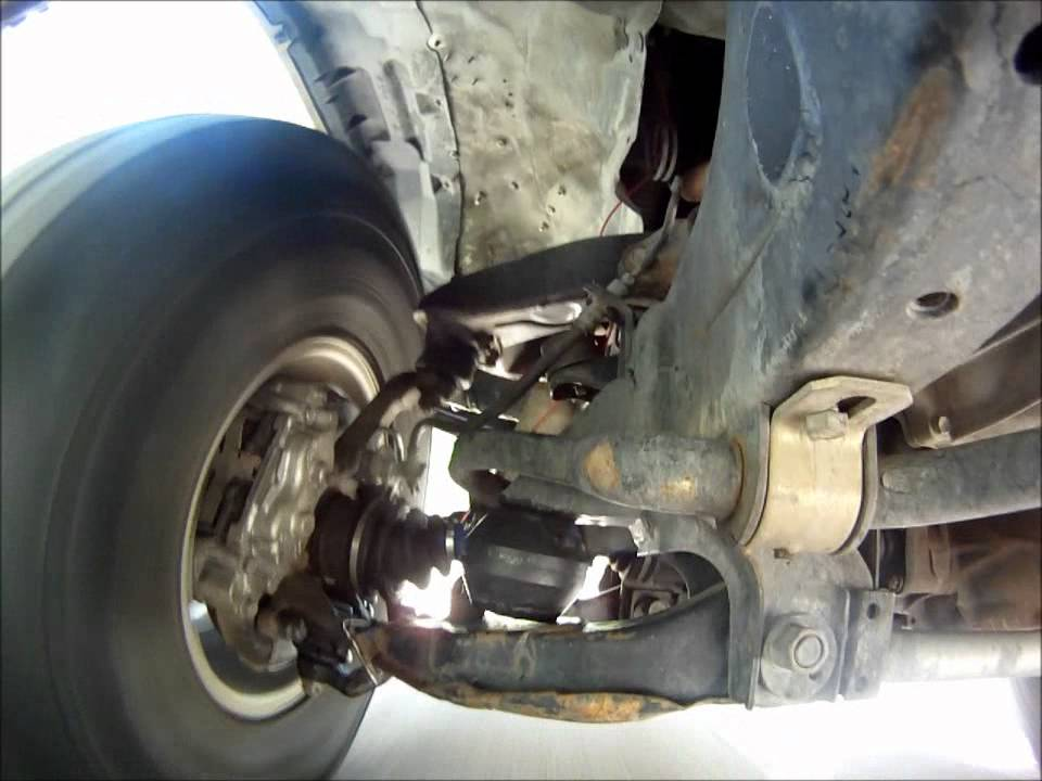 Timbren Ses On 95 4runner Front Suspension Youtube