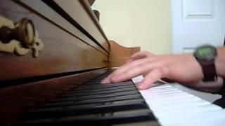 Ajde Slusaj Slusaj Kales Bre Andjo -- Macedonian Freestyle on Piano