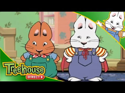 Max And Ruby | Episodes 29-30 Compilation! | Funny Cartoon Collection For Kids By Treehouse Direct