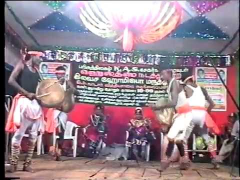 "Cultural program for ""HeALTHS"" free camp, Madurai."
