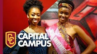 Meet Sheryl Ayiera Miss University Kenya 2018 | Capital Campus