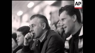 ICE HOCKEY - WORLD CHAMPIONSHIP   - NO SOUND
