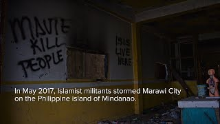 Marawi: Inside the Philippine city a siege turned into a ghost town