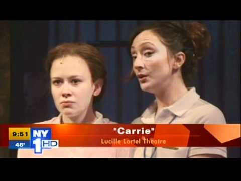 Carrie - The Musical 2012 - review