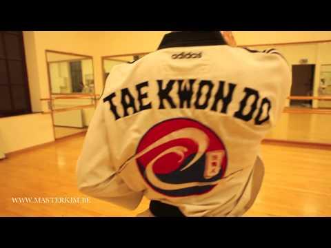 Taekwondo   Maitre Kim- Belgium